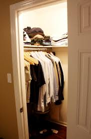 closet simple and economical solution
