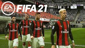 JUVENTUS - AC MILAN // Serie A 2021 FIFA 21 Gameplay PC 4K Next Gen MOD -  YouTube