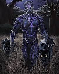 Black panther marvel ...