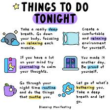 it s okay to sleep rest relax