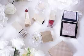burberry festive holiday 2016 makeup