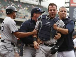 Tigers sign Austin Romine to one-year, $4.1 million deal, per ...