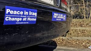Bumper Stickers Could Land Michigan Drivers In Jail Cbs Detroit