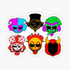 Icp Stickers Redbubble