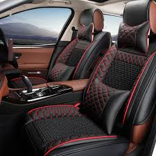 leather car seat covers for kia soul