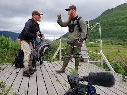 New National TV Series Showcases Alaska Refuges   U.S. Fish and Wildlife  Service