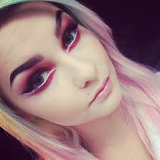 how to create a pink eye makeup look