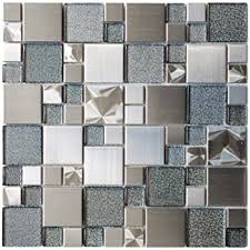 modern cobble stainless steel with