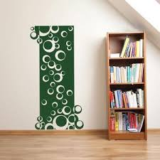 Modern Wall Decals Retro Wall Stickers Geometric Wall Decals Style And Apply