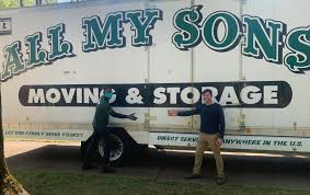 all my sons moving storage