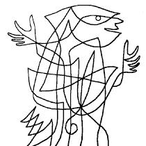 Pintores famosos: Paul Klee. Vida y obras. Expresionismo ...