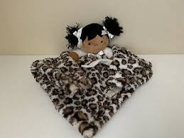 blankets beyond doll lovey african
