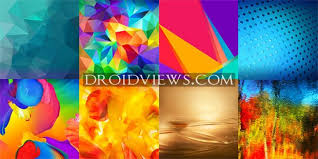 samsung galaxy s5 stock wallpapers