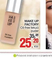 akcija cm cosmetics make up factory