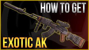 exotic ak guide