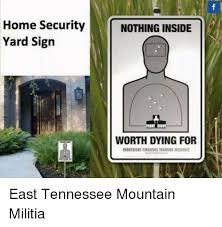 Home Security Yard Signs The Y Guide