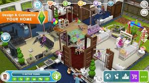 best mobile games like design home to