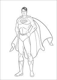 Superman Kleurplaten Printen 17