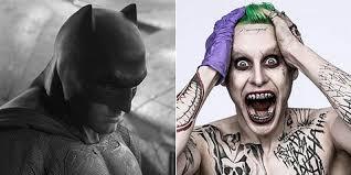 benci dengan batman ini arti dari tato damaged di jidat joker
