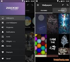 smartphones with zedge ringtones