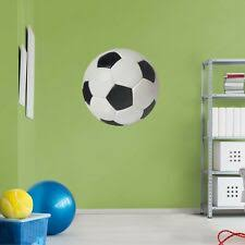 Soccer Wall Decals Decor Decals Stickers Vinyl Art For Sale In Stock Ebay