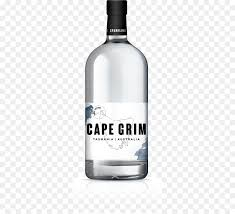 cape grim carbonated water glass bottle