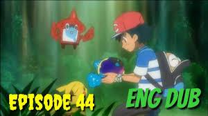 Pokemon Episodes: Pokemon sun and moon epsiode 44 English Dub - Pokemon sun  and moon Ultra Adventures episode 1