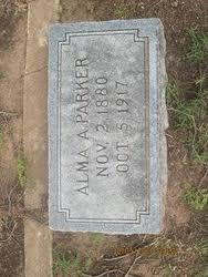 Alma Addie Beck Parker (1880-1917) - Find A Grave Memorial
