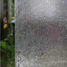 no glue opaque privacy decorative glass