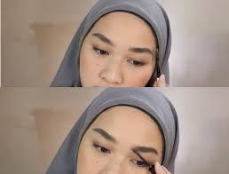 simpel tahan lama ala selebgram hijab