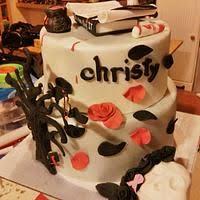 Bestie's Birthday Cake - cake by Jeana Byrd - CakesDecor