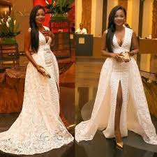 african bridesmaid dress styles in