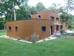 bois morbihan extension de maison