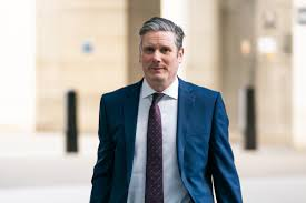 Labour leader Sir Keir Starmer unveils ...