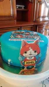 Yokai Watch Cake Tortas Y Cumple