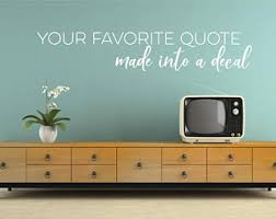 Personalized Wall Decals In Decors