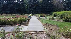 memorial park rose garden omaha