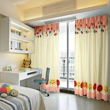 Reviews Blackout Kids Bedroom Curtains With Patterns Of Cute Chicken