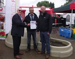 All round win at BPPF - Rattlerow Farms Ltd