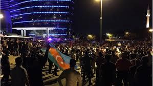 Manifestantes en Azerbaiyán piden guerra contra Armenia - SoyArmenio