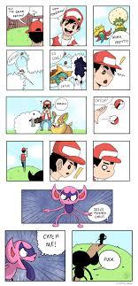Pokemon Sword and Shield - Impidimp is something else [oc] : NintendoSwitch