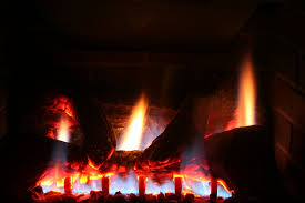 my fireplace smells like gas what to