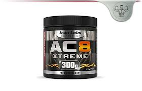 iron labs nutrition ac8 xtreme review