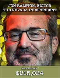 John L. Smith The Untruthful Reporter By Steve Barket Las Vegas ...