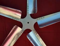 windgrabber aluminum wind turbine blades