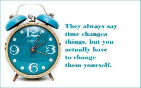 time change be kitschig