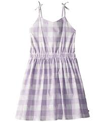 ivy dress big kids pastel lilac