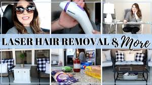 laser hair removal cleaning