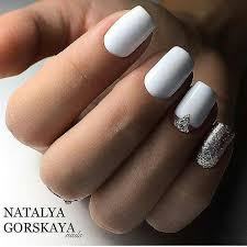 Pin by Hilary Dean on Дизайны ногтей | Linda nails, Dream nails, White nails