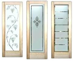 door designs glass modern kitchen